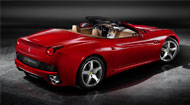 Приз Ferrari California